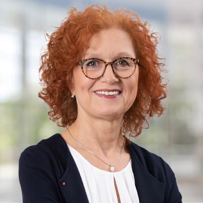 Jutta Hecken-Defeld freut sich über ihre Wahl zur zweiten stellvertretenden Bürgermeisterin