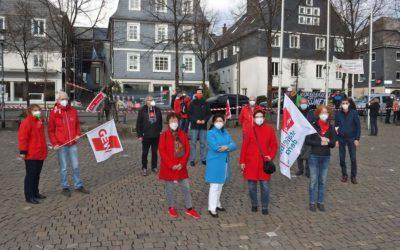 Auftakt zum 1. Mai: Traditioneller Arbeitnehmerempfang in Olpe