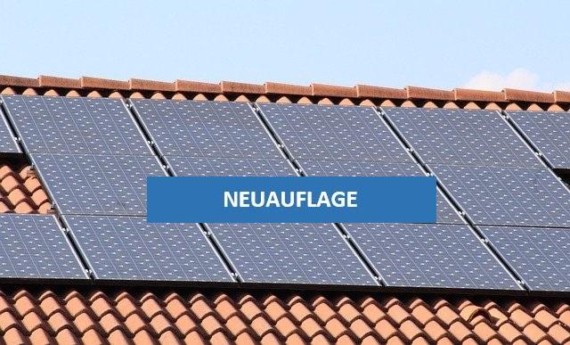 Neuauflage: SPD, GRÜNE und UWG stellen erneut Antrag zur Förderung von Photovoltaikanlagen